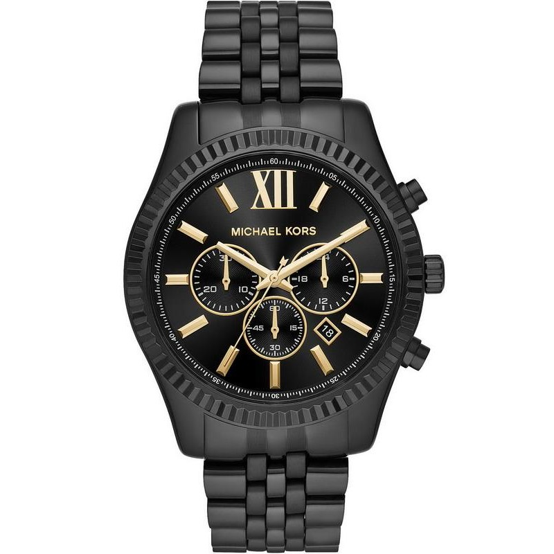 e4617e76a6 Orologio Uomo Michael Kors Lexington MK8603 Cronografo - Crivelli ...