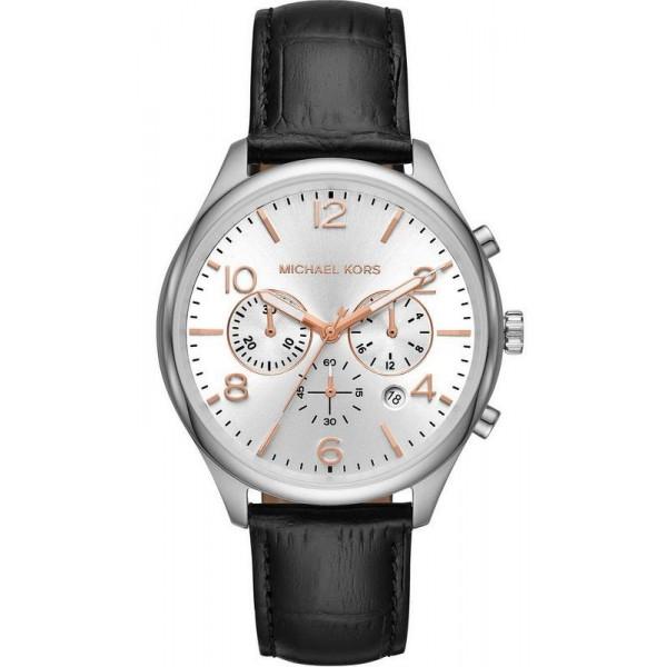 Acquistare Orologio Uomo Michael Kors Merrick MK8635 Cronografo