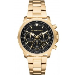 Orologio Uomo Michael Kors Theroux MK8642 Cronografo