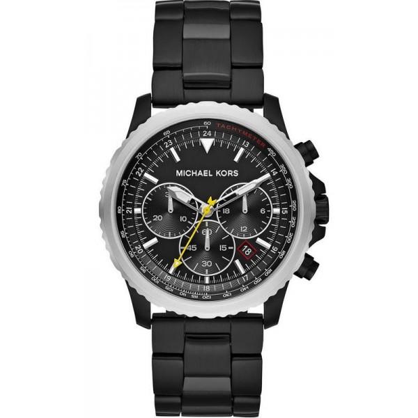Acquistare Orologio Uomo Michael Kors Theroux MK8643 Cronografo