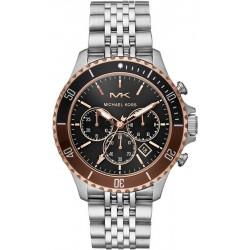 Orologio Uomo Michael Kors Bayville MK8725 Cronografo