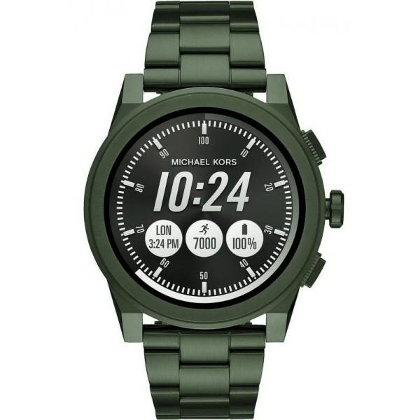 Acquistare Orologio Uomo Michael Kors Access Grayson MKT5038 Smartwatch