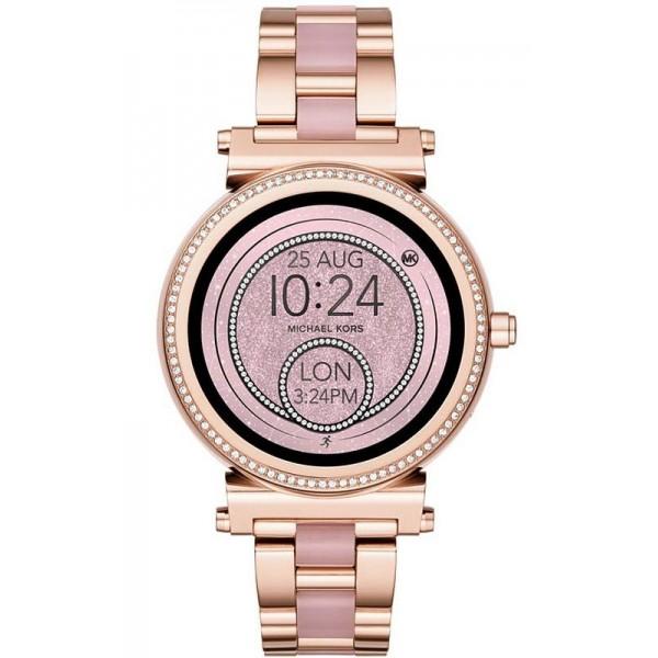 Acquistare Orologio Donna Michael Kors Access Sofie MKT5041 Smartwatch