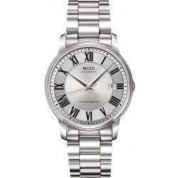 Acquistare Orologio Uomo Mido Baroncelli III COSC Chronometer Automatic M0104081103309