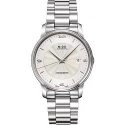 Acquistare Orologio Uomo Mido Baroncelli III COSC Chronometer Automatic M0104081103700