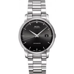 Acquistare Orologio Uomo Mido Baroncelli III COSC Chronometer Automatic M0104081105100