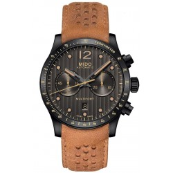 Orologio Uomo Mido Multifort Adventure Automatic Chronograph M0256273606110