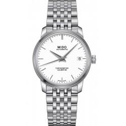 Orologio Donna Mido Baroncelli III COSC Chronometer Automatic M0272081101100