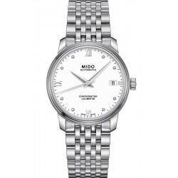 Orologio Donna Mido Baroncelli III COSC Chronometer Automatic M0272081101600