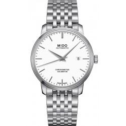 Acquistare Orologio Uomo Mido Baroncelli III COSC Chronometer Automatic M0274081101100