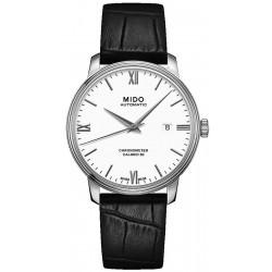 Acquistare Orologio Uomo Mido Baroncelli III Chronometer Automatic M0274081601800
