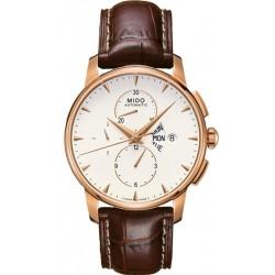 Acquistare Orologio Uomo Mido Baroncelli II M860731182 Cronografo Automatico