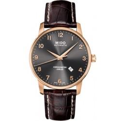 Orologio Uomo Mido Baroncelli II COSC Chronometer Jubilee Automatic M86903138