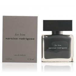 Profumo Uomo Narciso Rodriguez For Him Eau de Toilette EDT 50 ml
