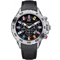 Acquistare Orologio Uomo Nautica NST Flag A24520G Cronografo