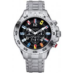 Acquistare Orologio Uomo Nautica NST Flag A29512G Cronografo