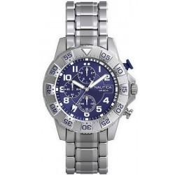 Orologio Uomo Nautica NSR 104 NAD16003G Cronografo