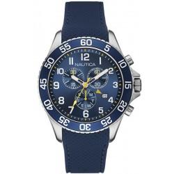 Orologio Uomo Nautica NST 19 NAI15501G Cronografo
