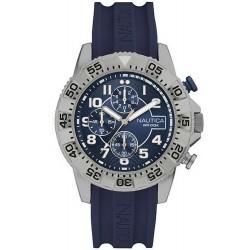 Orologio Uomo Nautica NSR 104 NAI16512G Cronografo