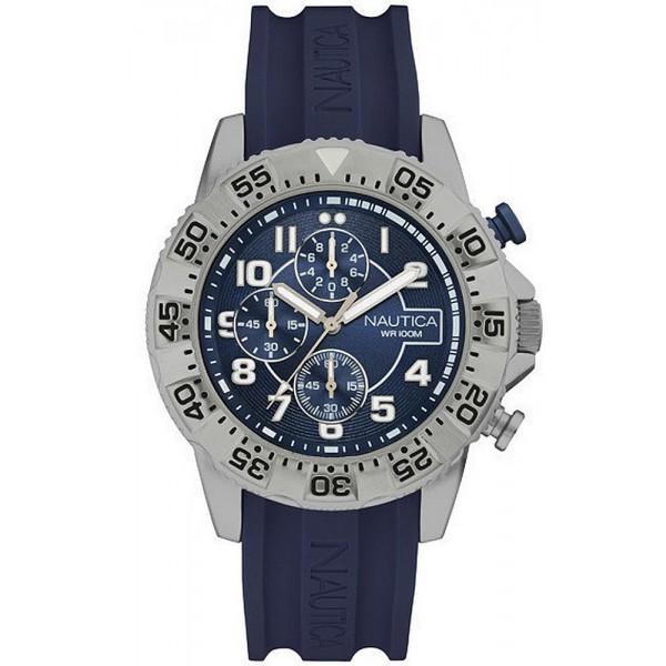 Acquistare Orologio Uomo Nautica NSR 104 NAI16512G Cronografo
