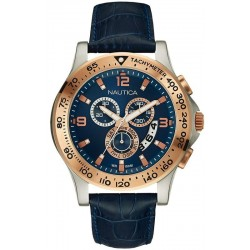 Orologio Uomo Nautica NST 600 NAI19502G Cronografo