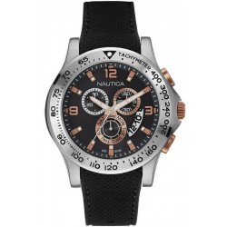 Orologio Uomo Nautica NST 600 NAI19504G Cronografo