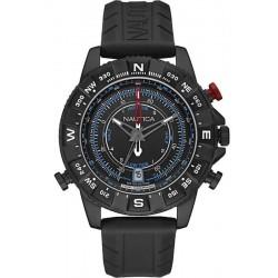 Orologio Uomo Nautica NSR 103 Tide Temp Compass NAI21001G