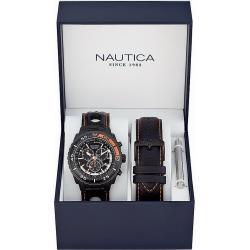 Orologio Nautica A17636G NST 700 Cronografo Box Set Uomo