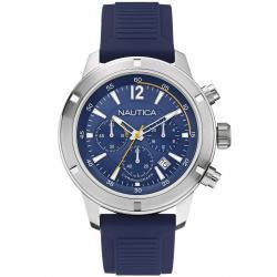 Orologio Uomo Nautica NSR 19 A17652G Cronografo