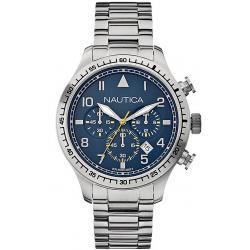 Orologio Uomo Nautica BFD 105 A18713G Cronografo