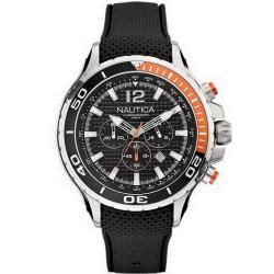 Orologio Uomo Nautica NST 02 A21017G Cronografo