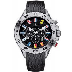 Orologio Uomo Nautica NST Flag A24520G Cronografo