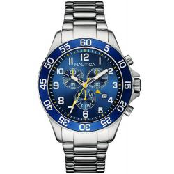 Orologio Uomo Nautica NST 19 NAI17508G Cronografo