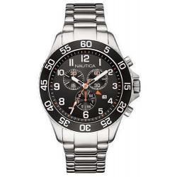 Orologio Uomo Nautica NST 19 NAI17509G Cronografo