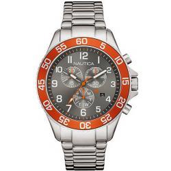 Orologio Uomo Nautica NST 19 NAI17511G Cronografo