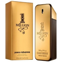 Profumo Uomo Paco Rabanne One Million Eau de Toilette EDT 100 ml