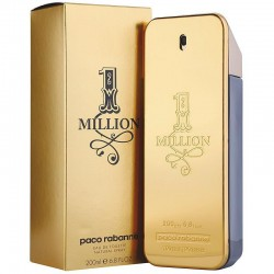 Profumo Uomo Paco Rabanne One Million Eau de Toilette EDT 200 ml