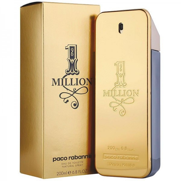 Acquistare Profumo Uomo Paco Rabanne One Million Eau de Toilette EDT 200 ml