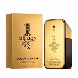 Profumo Uomo Paco Rabanne One Million Eau de Toilette EDT 50 ml