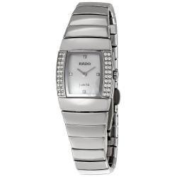 Orologio Rado Donna Sintra Jubilé Quartz R13578902 Ceramica Diamanti