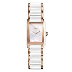 Acquistare Orologio Rado Donna Integral S Quartz R20844902 Ceramica Madreperla