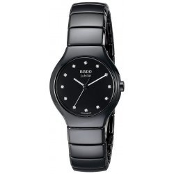 Acquistare Orologio Rado Donna True S Jubilé Quartz R27655762 Ceramica Diamanti