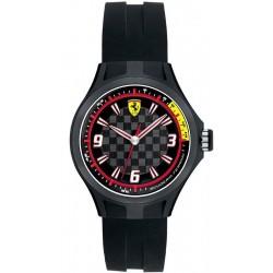 Orologio Uomo Scuderia Ferrari SF101 Pit Crew 0820001