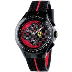 Acquistare Orologio Uomo Scuderia Ferrari Race Day Chrono 0830077