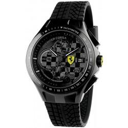Orologio Uomo Scuderia Ferrari Race Day Chrono 0830105