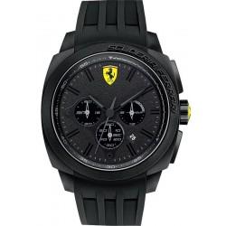 Orologio Uomo Scuderia Ferrari Aerodinamico Chrono 0830114