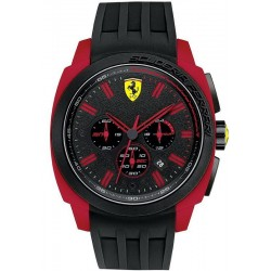 Orologio Uomo Scuderia Ferrari Aerodinamico Chrono 0830115