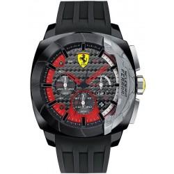 Acquistare Orologio Uomo Scuderia Ferrari Aerodinamico Chrono 0830205