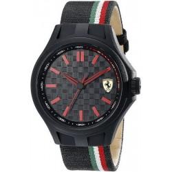 Acquistare Orologio Uomo Scuderia Ferrari Pit Crew 0830215