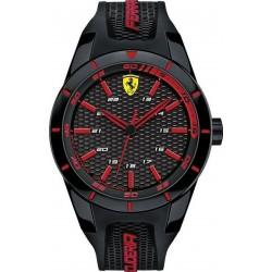 Acquistare Orologio Uomo Scuderia Ferrari Red Rev 0830245